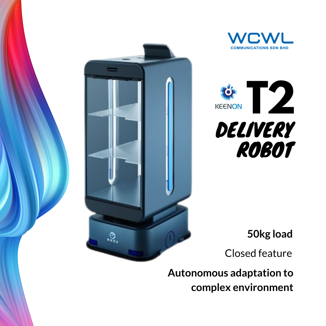 KEENON T2 DELIVERY ROBOT